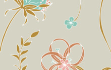 Whimsy Floral_thumb by Rebecca Stoner